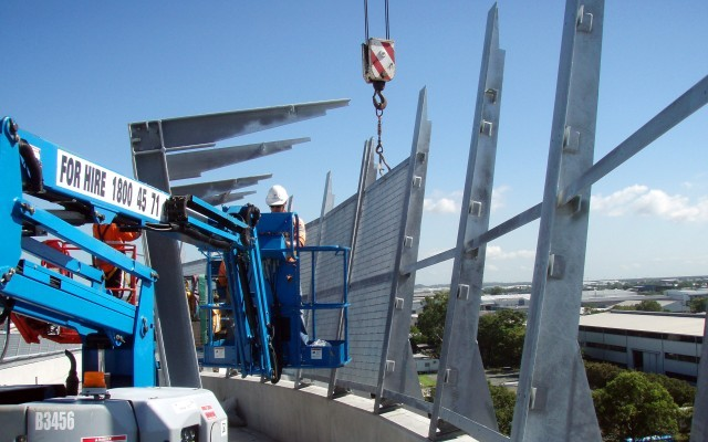 Protective Fencing - Major Projects