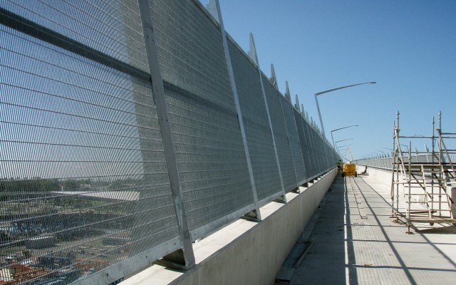 Protective Fencing Safety Guards 5