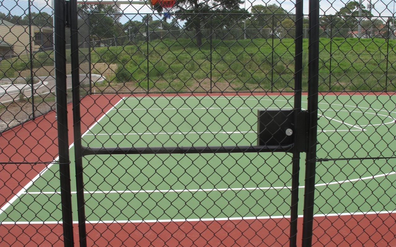 Chainwire Fencing Protective Group