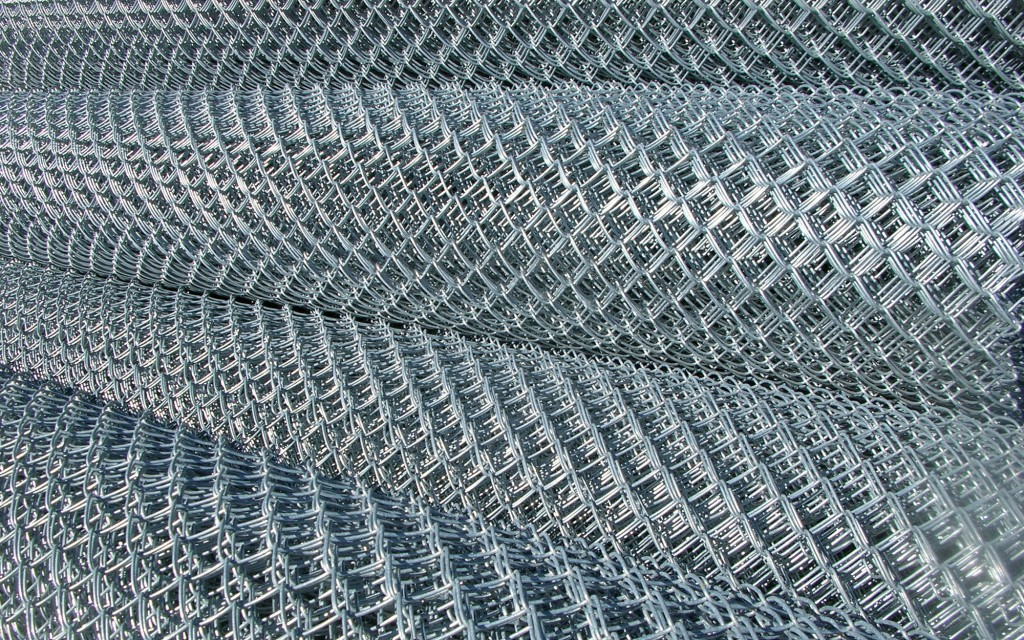 Chain wire fencing products