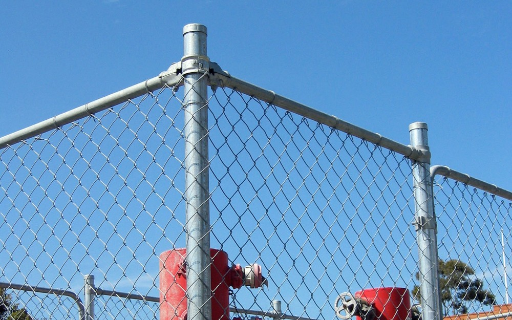 Chainwire Fencing - Industry