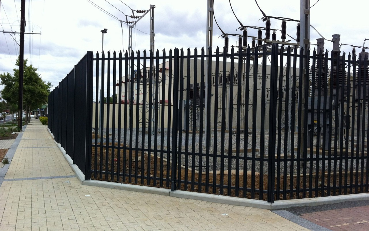 House Design Companies Australia High Security Fencing Perimeter Security Welded Wire Mesh