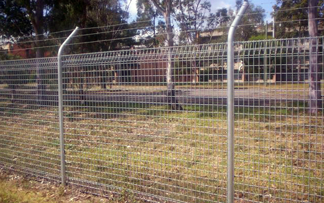Steel Mesh Fencing Welded Wire Mesh Sheets For Fence Panels