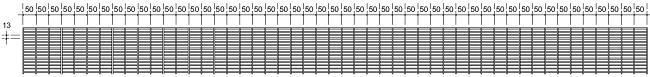 Promax 258 (Gantry Mesh) Mesh Sheets - Ø4 Wire - 50x13 Centres