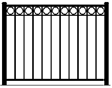 Oxley Ring Pool Fencing