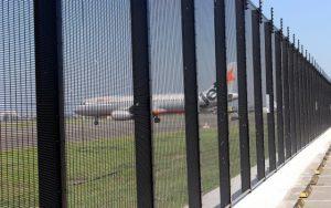 Sydney Airport Fencing