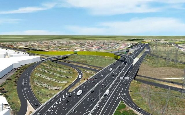 358 Mesh and M80 Ring Road Project 1