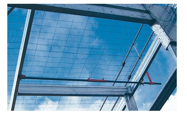 Roof Safety Mesh