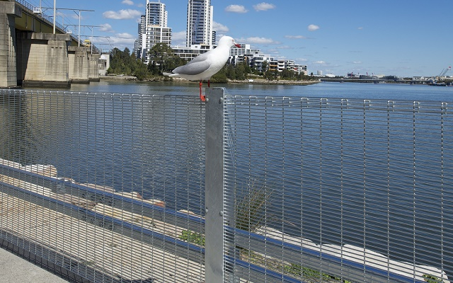 Safety Fencing & Car Park Barriers