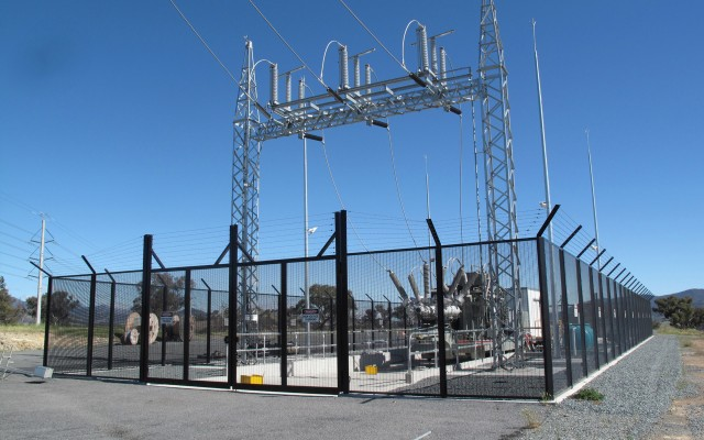 Promax Security Fencing