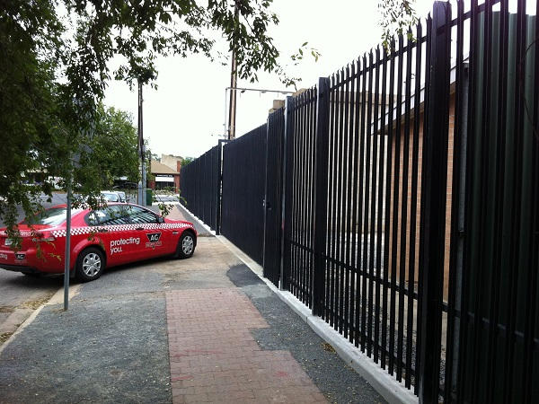 School Perimeter Fencing