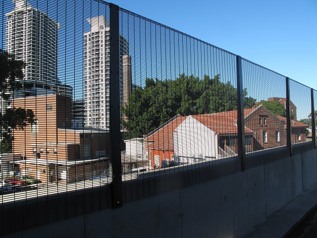 Royal North Shore Hospital Fencing
