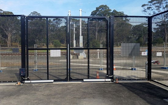 Security Fencing Project in Gold Coast, QLD