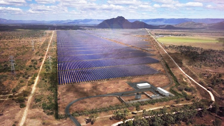 Ross River Solar Farm Perimeter Fencing