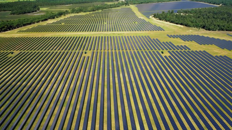 Solar Farm in Darling Down