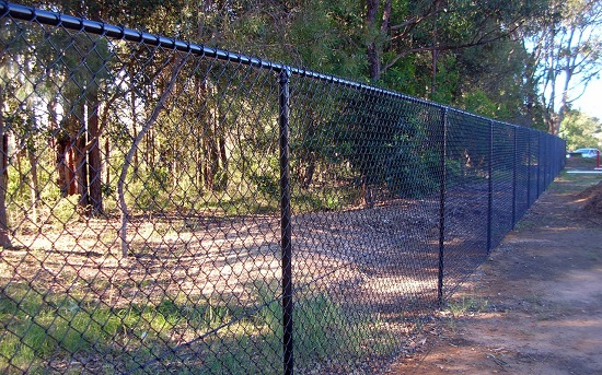Chainwire Fencing Supplies on the Sunshine Coast