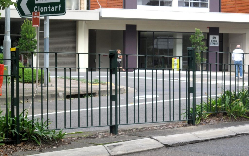 RMS Protective Fencing