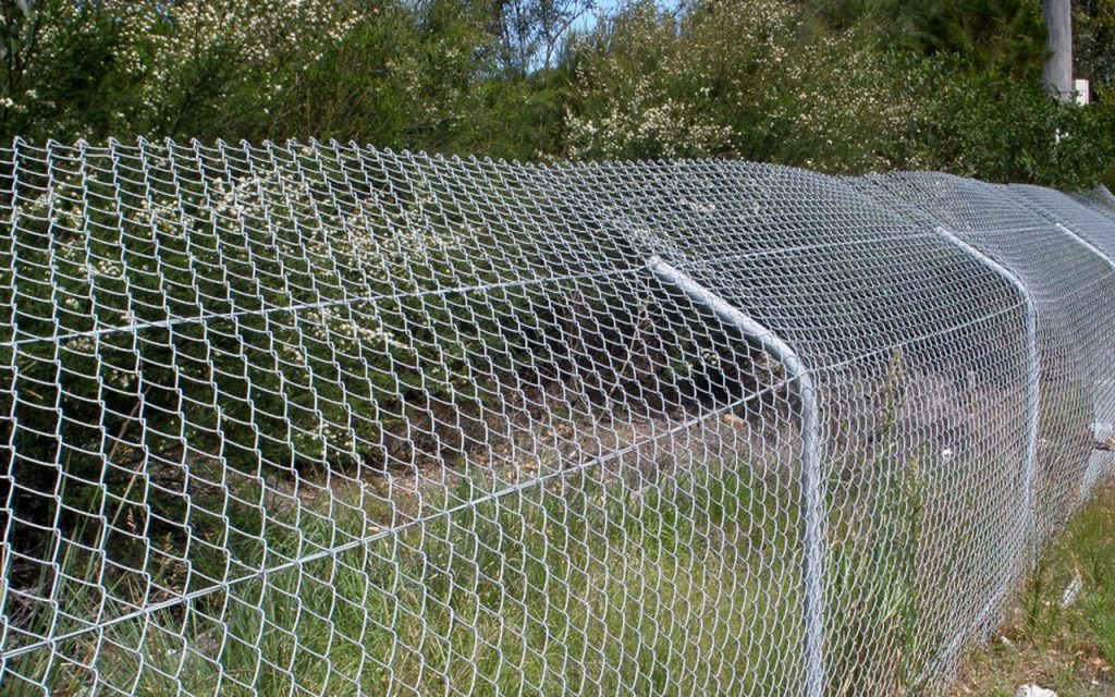 RMS Fauna Protective Fencing