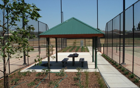 Tennis Court Fencing Supplies on the Sunshine Coast