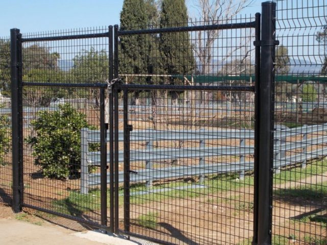 Electric Gates are Secure