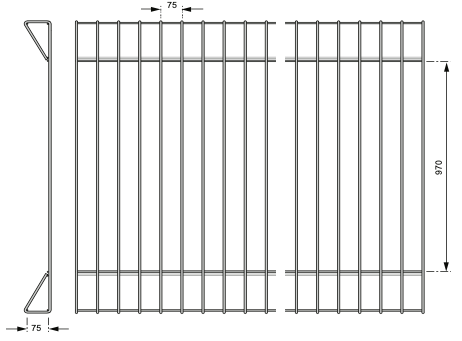 Pool Safety Fence - Steel mesh fencing specifications