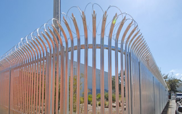 Deterrence is your first line of defence and usually consists of fencing